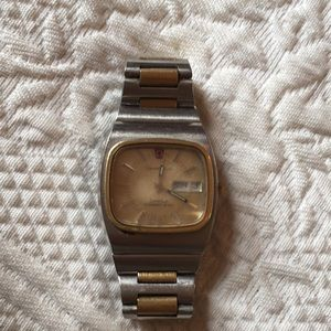VTG WORKING Omega Constellation watch